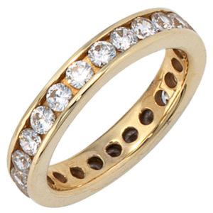 Memoire Ring wie dieser stellt ein Goldschmied her
