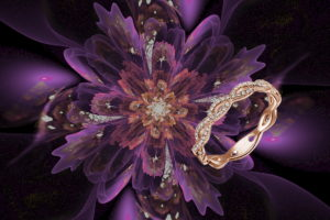 Ring-Kreationen aus dem Paradies