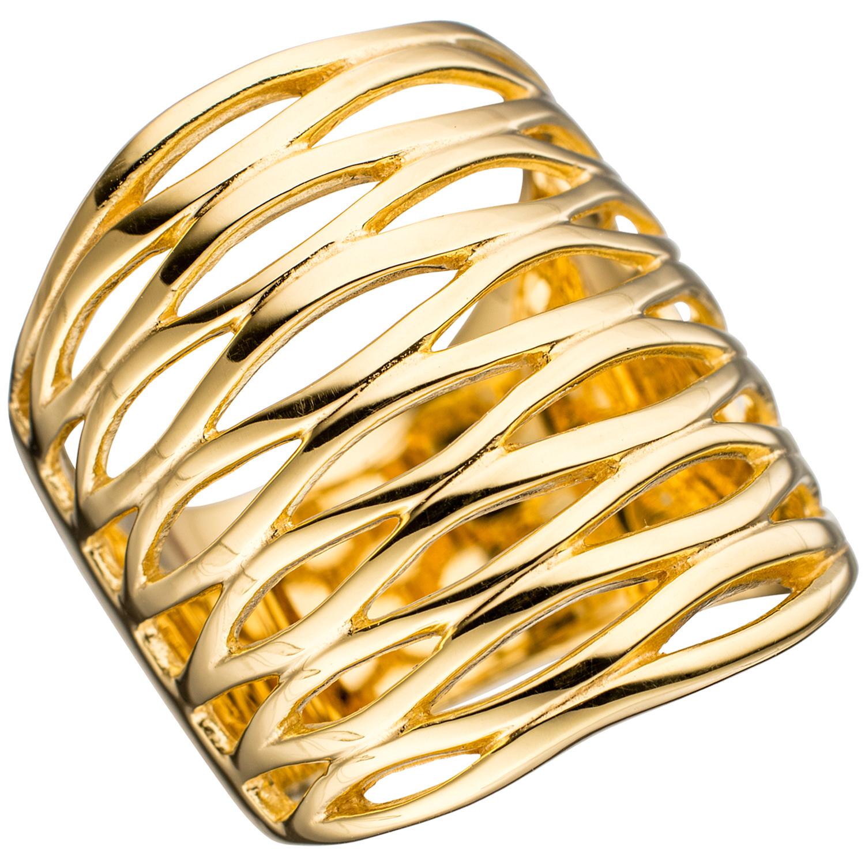 ring gold breit